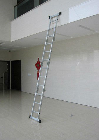 Multifunctional ladder 4*2 1.1 aluminium ladder multipurpose ladder aluminium cat ladder