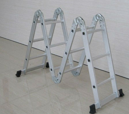 Multifunctional ladder flex aluminium ladder multipurpose ladder aluminium cat ladder