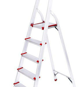 New Household step ladder 2 steps 1.2 mm alumnium ladder high quality ladder