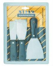 Plastic putty knife SET 02 putty knife set