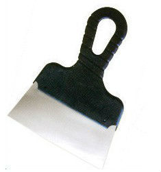 New wide putty knife Plastic putty knife 043 brass wide putty knife 4