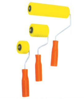 Sponge roller brush 4 foam roller brush