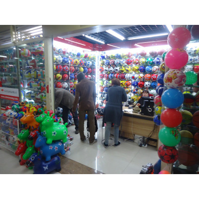Yiwu Garden Tools Market