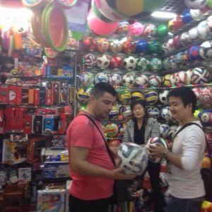 Yiwu Office Stationery Items Market