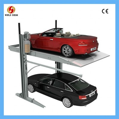 Two Post  Assemble Parking System