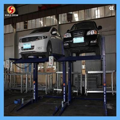 Two post car parking lift 2200kgs