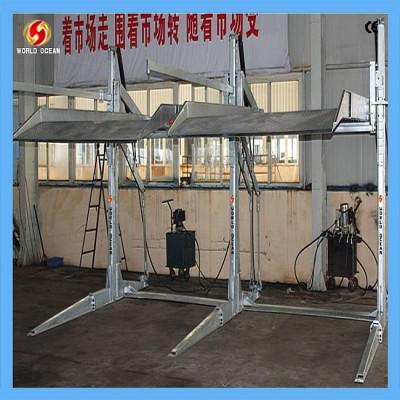 WP2700-C  Zwei-Säulen-Parkplatz Fahrstuhl