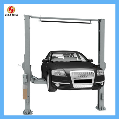 4.5T/1900mm two post gantry car hoist