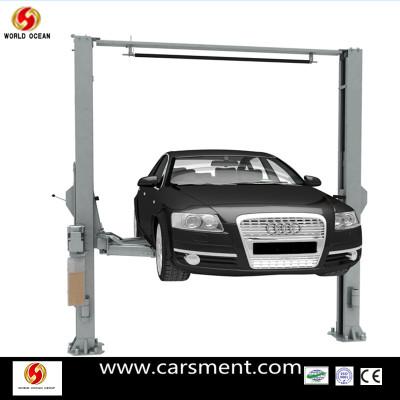 Best Medium Duty 2 post overhead vehicle lift 4200kgs/190mm