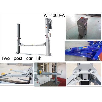 Two post floor car lift 4200kgs/1900mm