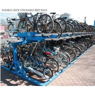 New Prduct for 2013 Double decker of bicycle parking lift