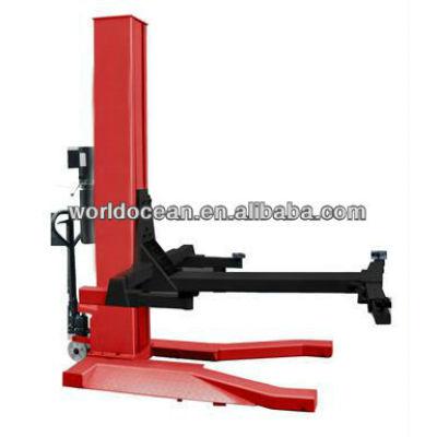 2.5 ton Mobile Single post car lift vehicle lift auto lift W2500-S