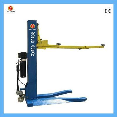 CE/UL/GS certified lift capacity 2500kgs 24v hydraulic lift w2500-s