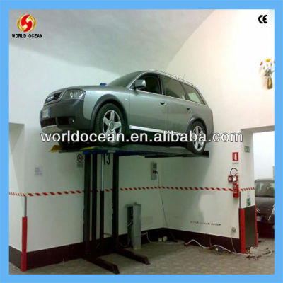 2013 NEWEST TYPE of single post car lift