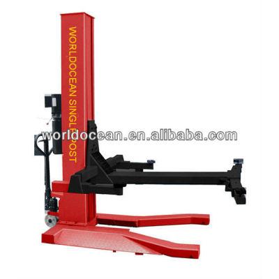 hydraulic single pillar lift 2.5T/1800mm