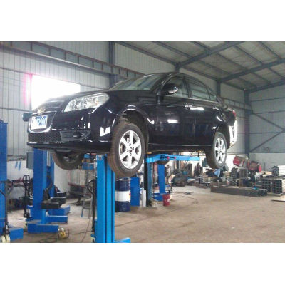 New Product for 2013 Manufacture single post hydraulic vehicle lifts