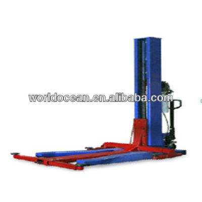 One post car lift with CE certification