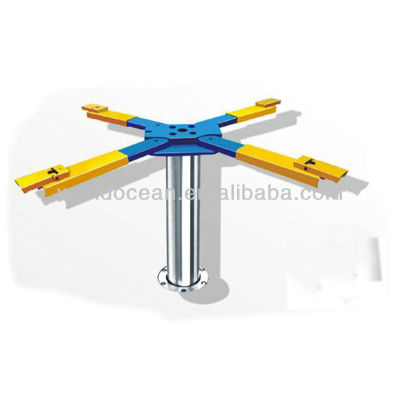 New product for 2013 in ground Single post hydraulic vehicle lift