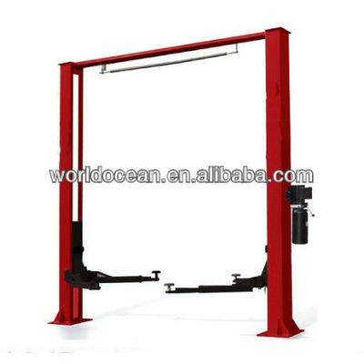 2013hotsale two post auto lifter with CE certification