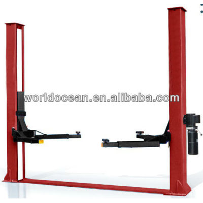 Two post car lifter manual hydraulic lifter 3T/4T auto lifter