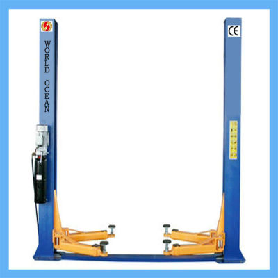 CE certificates 3T fllor plate automotive lifts WT3200-AL