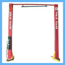 Two Post smart car lift for Home Garage CE Approved