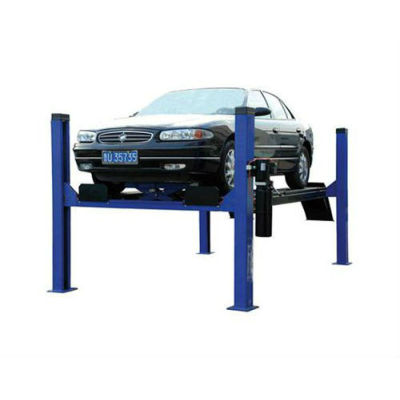 CE approved 4 Post Stacking Car Parking Lift 5TON capacity