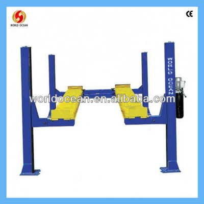 5.5 ton four post used car lifts for sale