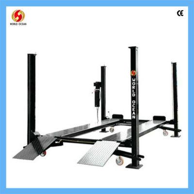 CE/UL/GS certified 3700kgs/8000lbs automotive lifter parking elevator WF3700-H