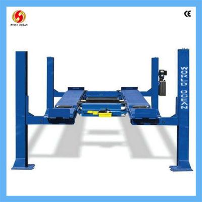 CE/UL/GS certified 5500kgs/12000lbs 4 post garage parking system WF5500-ST