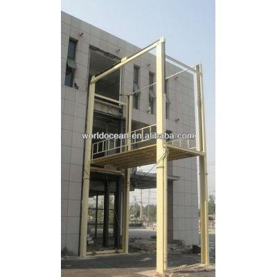 car lift platform, vehicle lifting platform,Four Post Parking system lift Platform