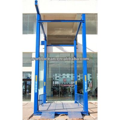 Hot sale Parking system lift Platform 4 post
