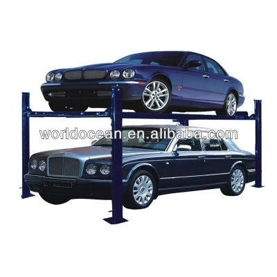 4 post parking lift Vehicle Lift