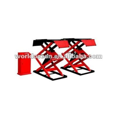 hydraulic stationary scissor lift/ electric scissor lift DHCZ-F3000