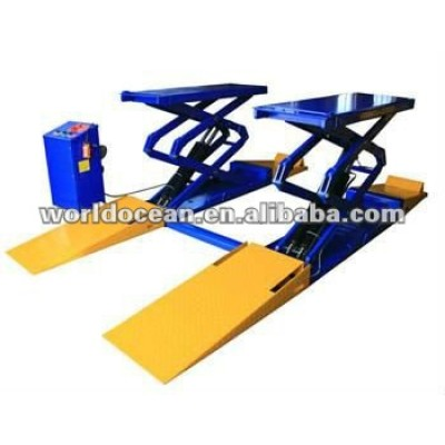 On ground and In ground Scissor Car Lift, Vehicle lifter