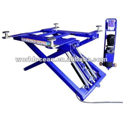 Hydraulic Scissors Car Lift with CE portable car lift