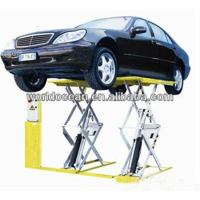 electric scissor car lift capacity 3000kg