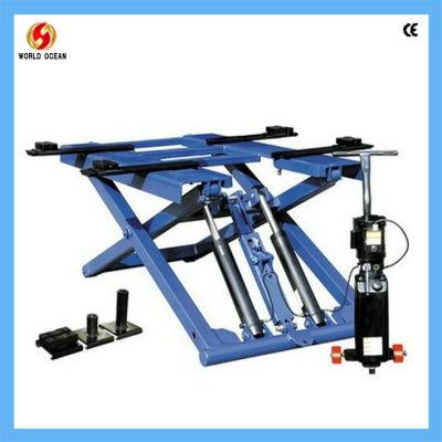 Mini car lift/Car scissor lift WS2700