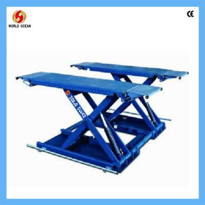 portable hydraulic scissor car lift WS2700-L