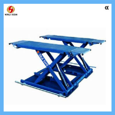 hydraulic cargo scissor lift / car lift / lift table for sale WS2700-L