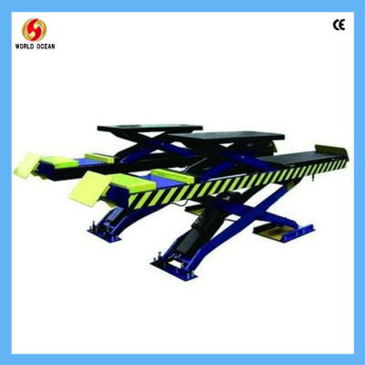 car scissor lift for car wash repair shop WS3200