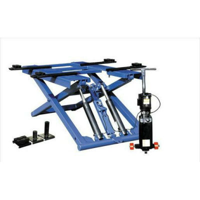 scissor car lift for fast repair for tyres DHCZ-S612