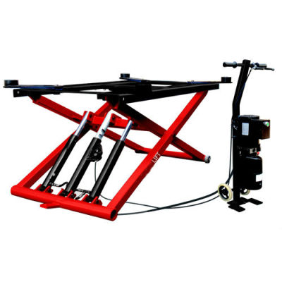 car lift for tyre exchange for automotive repair shop DHCZ-S2800