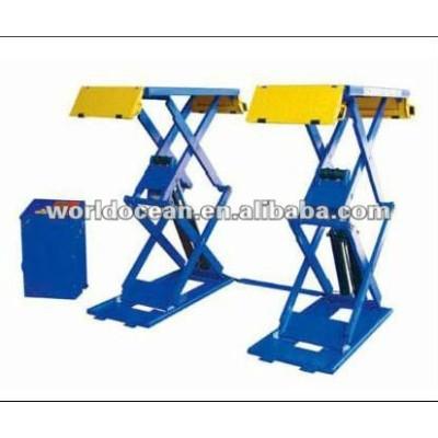 Aerial Work Platform Self Propelled Rough Terrain scissor lift
