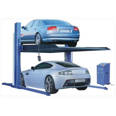 12000lbs four post car lift WF5500