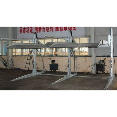 CE Approved 2 Post 2 Level Parking Lift WP2700-C