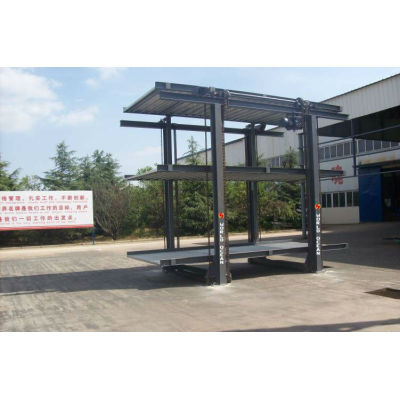 Pit type stacker , Parking Lift In Pit For 3 Cars WP3-7.5
