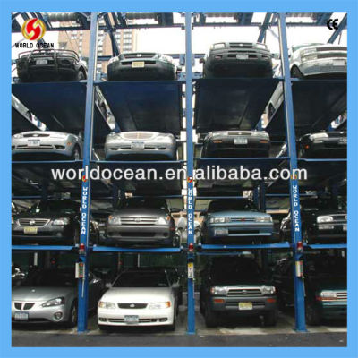 Parking system WP4-3P