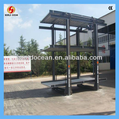 Parking system WP3-7.5