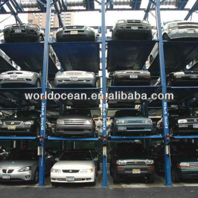 CAR STACKER VEHICLE STORAGE WP4-3P 7500kg